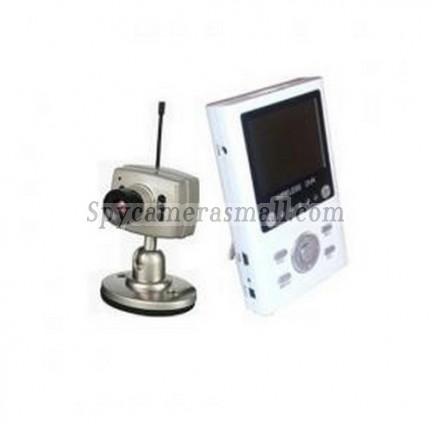 "Wireless Receiver Baby Monitor - 2.5"" TFT LCD Compact Wireless Portable AV Receiver Baby Monitor"