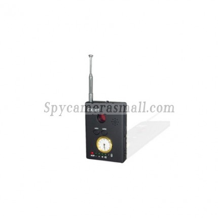 Spy Cameras Detectors - Full Range Eavesdropping Device and Hidden Camera 1.2GHz and 2.4GHz Wireless Detector with LED Light