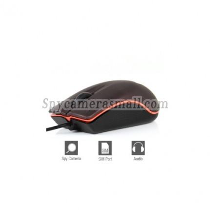 spy gadgets - Mouse Style Spy Audio Bug