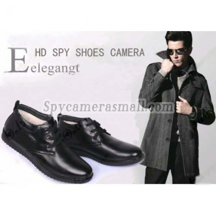 Hidden Spy Shoes Camera with portable recorder - HD Digital Spy Shoe Camera CCD DVR Recorder Pinhole Hidden Camera 32GB