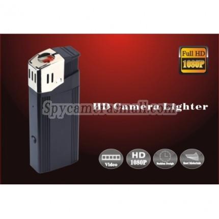 Spy Lighter Cam DVR - 720P Spy Lighter Camera ,Multi-Function Lighter with Hidden Camera Inside(Support TF Card up to 16GB)