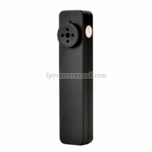 hidden Spy Button Cam DVR - Mini Spy Button Camera Spy Camera with 8GB Built-in Memory Hidden Camera