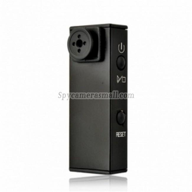 Spy Button Camera DVR - High Definiton 648*480 Spy Button Camera with 4GB Built-in Memory Hidden Camera