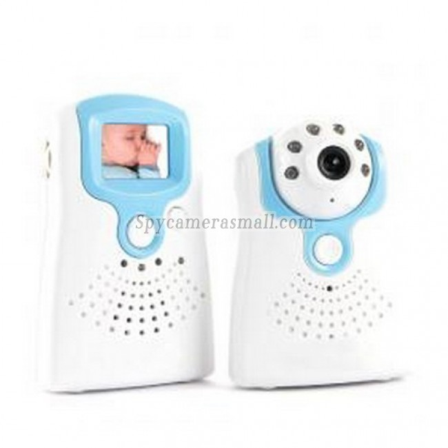 Wireless Receiver Baby Monitor - 2.4GHz Wireless Baby Monitor with Night Vision Function