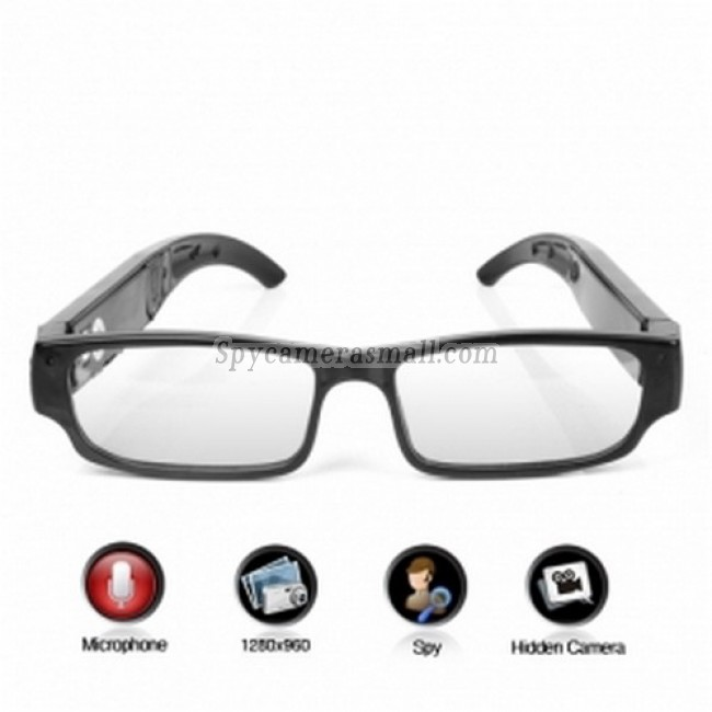 spy cameras - OL Fashion Looking Sexy Glasses Spy Digital Video Recorder, Hidden Camera