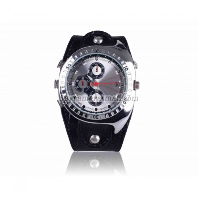 HD hidden Spy Watch Camera - Spy Watch Camcoder Waterproof 1080P 8GB