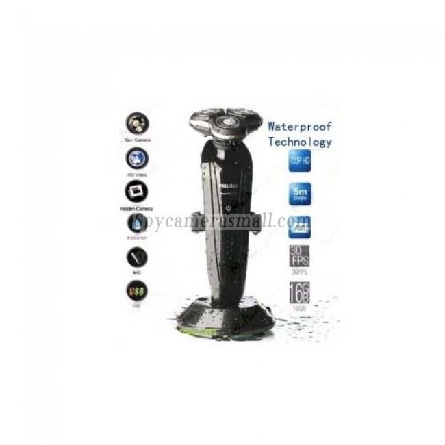 Barberhøvel-skjult kamera nytt 720P DVR Full HD 16G beste skjult kamera