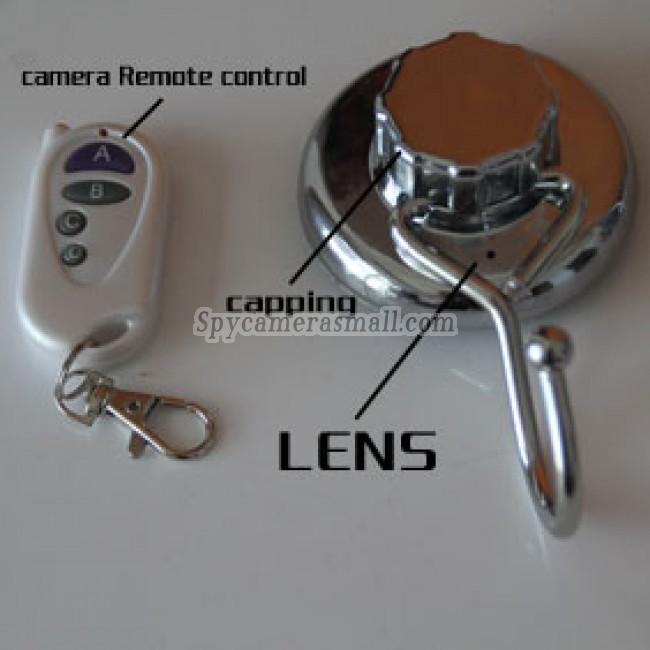 kleshenger for menn pinhole-kamera 1080P DVR Full HD 32G Bevegelsessensor beste skjult kamera