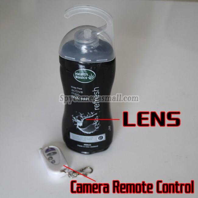 Har du planer om å kjøpe et Sjampo-spionkamera 720P DVR Full HD 16G Bevegelsesaktivert på nettet? Vi er en av de ledende produsentene av skjult kamera i Kina, og kan tilby deg produkter av høy kvalitet.