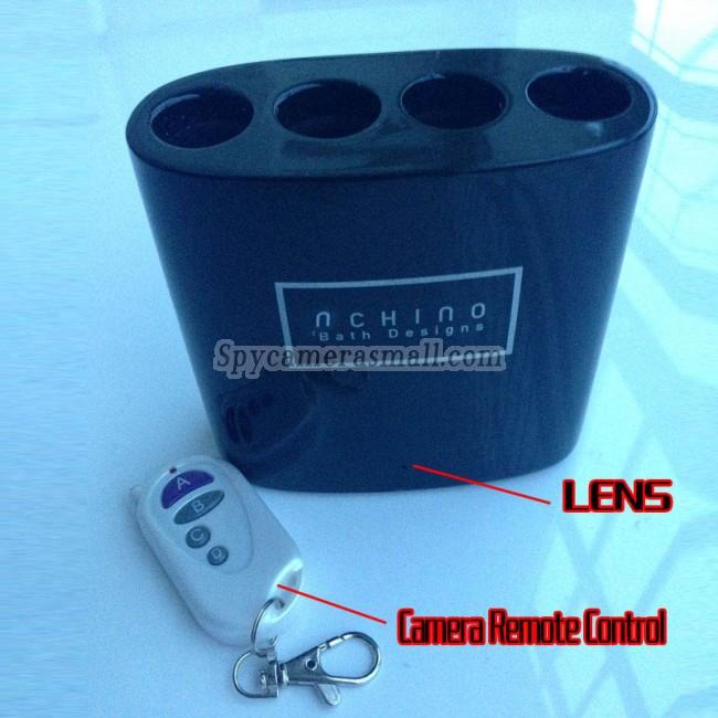 tannbørste holderen for menn micro kamera 1080P DVR Full HD 16G Bevegelsessensor beste skjult kamera