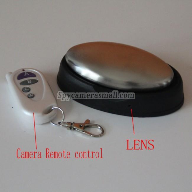 Såpeboks-spionkameraer 1080P DVR Full HD 32G Bevegelsesaktivert beste skjult kamera
