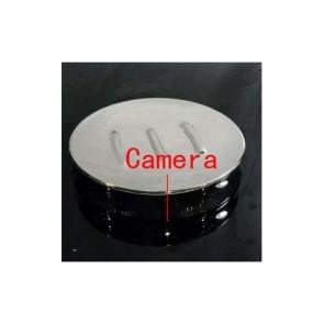 Soap Box Hidden Bathroom Spy Cams DVR - Remote Control ON/OFF Spy Soap Box 720P HD Bathroom Spy Camera DVR 16GB Motion Ativated