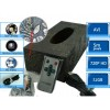 High Quality Motion Detection Tissue Box Covert Spy Camera Hidden Toilet Cams Toilet Cams AV OUT 32GB 1280X720 LCD Display